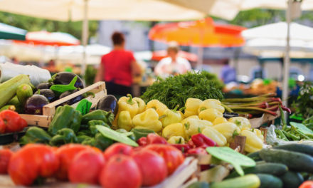 Seniors Morning Out Activities To Include Farmer's Market Visits