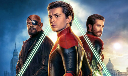 Spiderman: Far From Home (** ½)