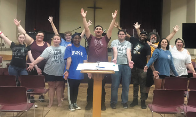 St. Luke's UMC Of Hickory  Presents Godspell,  July 26 & 27