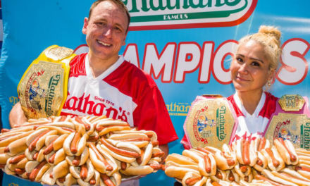 We Have A Wiener! Man Eats  71 Hotdogs For The Title