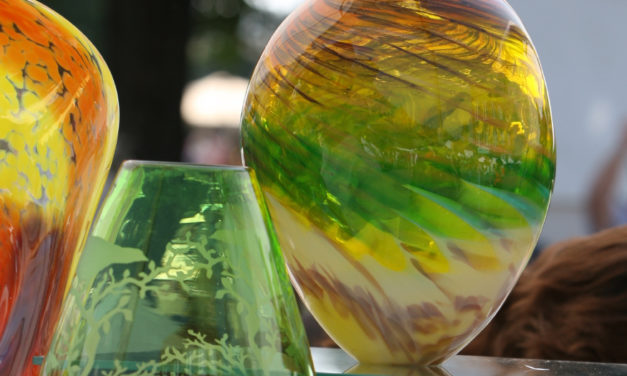 Mt. Mitchell Crafts Fair Fills Town Square With Talent, August 2-3