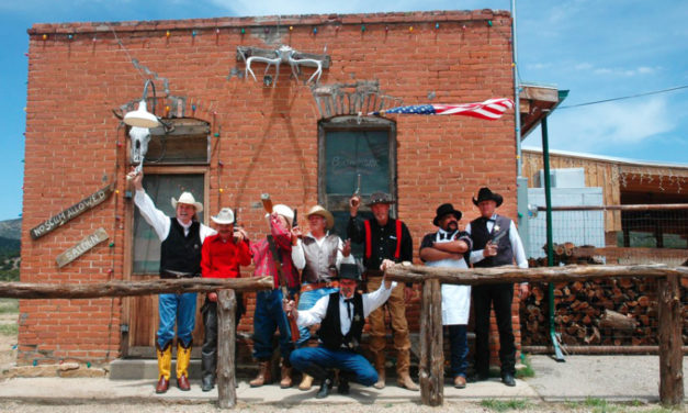 New Mexico Ghost Town Saloon Cultivates Civil Discourse