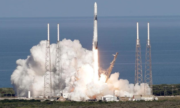 SpaceX Launch Sends 3D Bioprinter To Space Station