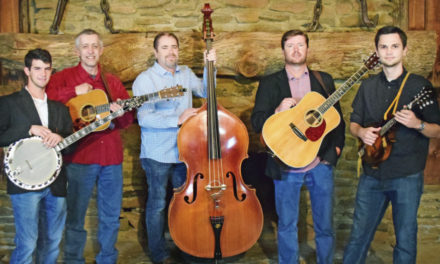 The True Grass Band Performs At Family Friday Nights, July 19