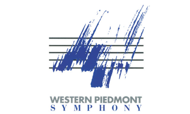 Western Piedmont Symphony's  Summer Pops Concert, July 20