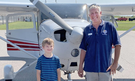 Young Eagles Discover Flight At Hickory Regional Airport