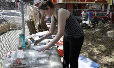 Chinatown Archaeological Dig Cut Short By Water