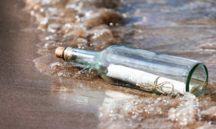 Message In A Bottle  Found 50 Years Later