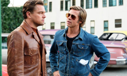 Once Upon a Time in Hollywood (***)