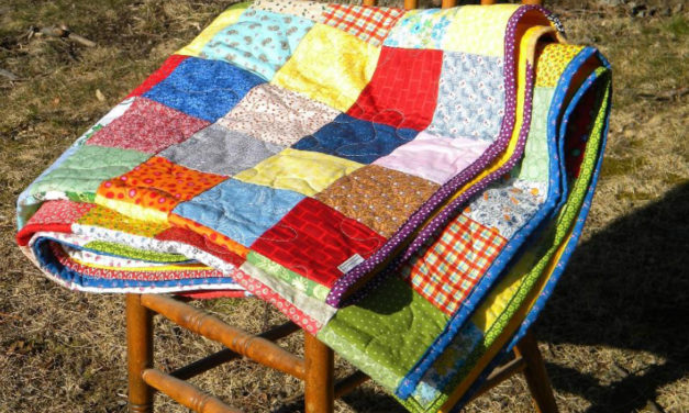 Early Registration Discount For Quilt Workshop, By August 1