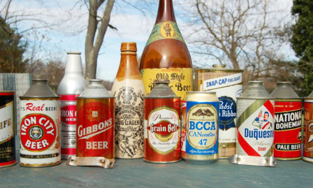 Beer Can Collectors Gather For CANvention In New Mexico