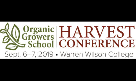 6th Annual Harvest Conference, Sept. 6 & 7 In Swannanoa