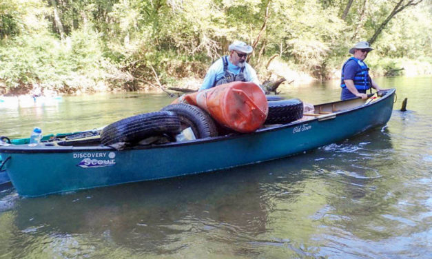 Volunteer Now For Johns River Float & Clean Up, Aug. 30