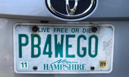 Woman Fights To Keep 15-Year-Old Vanity Plate