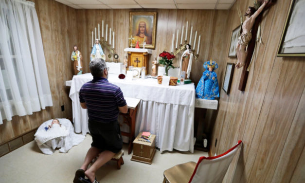 Pilgrims Have Been Drawn To Miracle House Since 1939