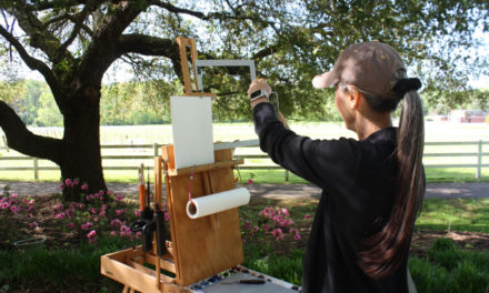 Register For Newton's Plein Air Paint Out & Wet Art Show By 9/25