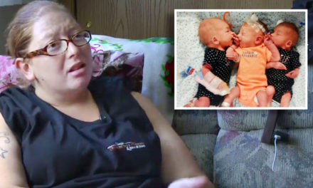 Woman Thought It Was Kidney Stones But It Was Triplets Instead