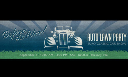 Hickory Museum Of Art's Annual Autolawn Party Is September 7