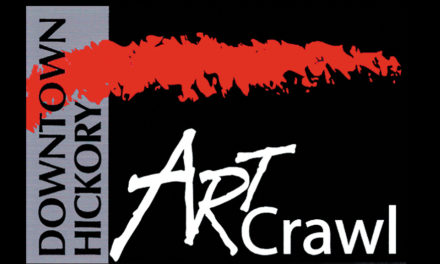 HDDA Is Calling For Artists For The 2020 Downtown Hickory Spring Art Crawl On May 16