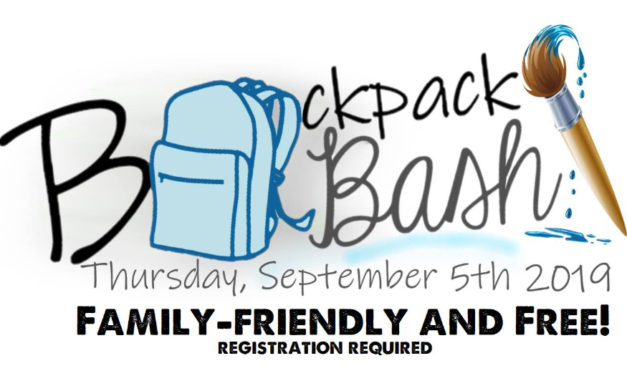 Free Backpack Bash To Remedy Local Hunger Is Today, 9/5