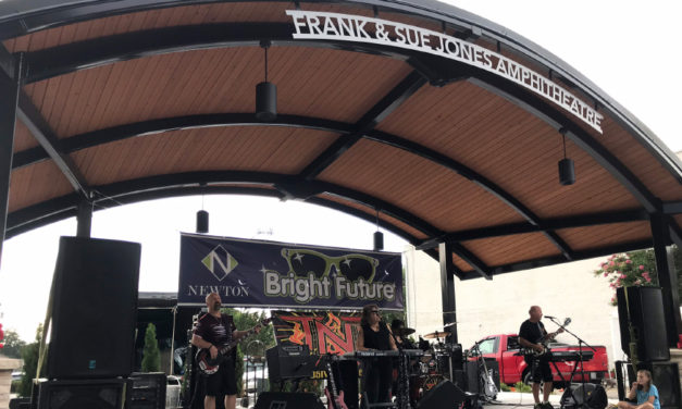 Bright Future Concert Is Tonight, Sept. 19, In Downtown Newton
