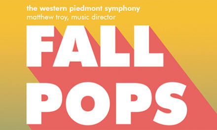 WPS Fall Pops: Symphony Under The Sails Returns To Hickory 9/15