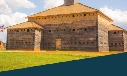 Fort Dobbs Reconstructed Grand Opening Event, 9/21 & 9/ 22