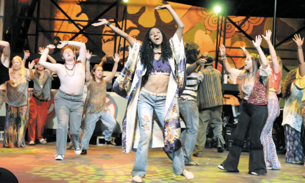 Audiences Are Loving HCT's Rock Musical Hair, Runs Until 9/22