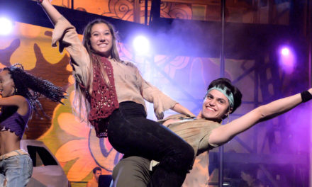 The Tribal Love Rock Musical Hair Opens Friday, 9/6, At HCT