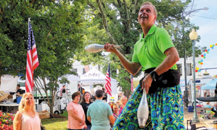 Morganton Festival Is This  Friday & Saturday, Sept. 6 & 7
