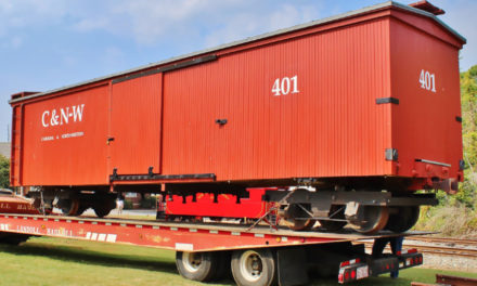 Train Museum Hosts Fall Festival This Saturday, September 28th