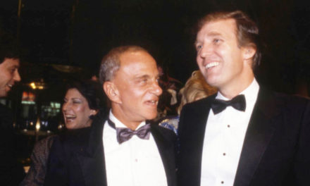 Where's My Roy Cohn (***)