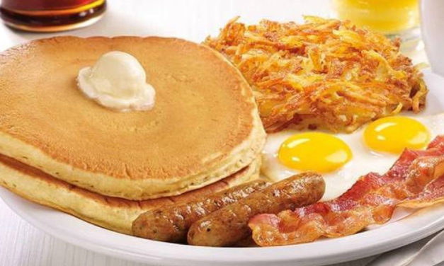 Burglar Cooking Breakfast Tells Resident To Go Back To Sleep