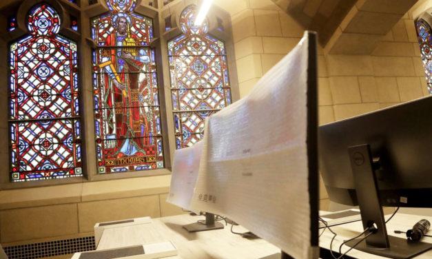 Religious Buildings Repurposed As Inns & Coffee Shops