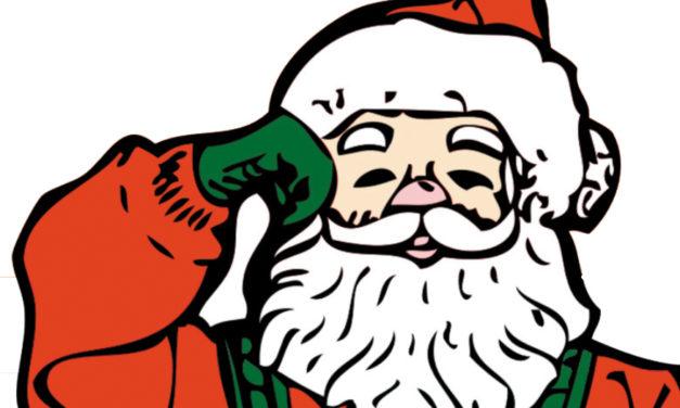 Morganton's Breakfast With Santa! Is Dec. 7 & 14;  Tickets Go On Sale Nov. 1