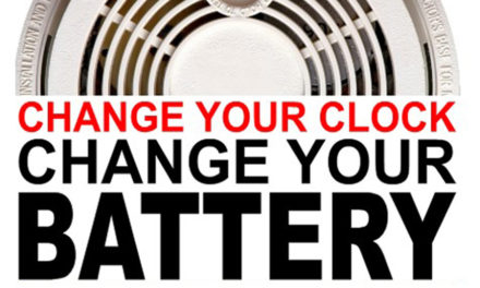 Hickory Firefighters Remind Us To Change Clock & Batteries, 11/3
