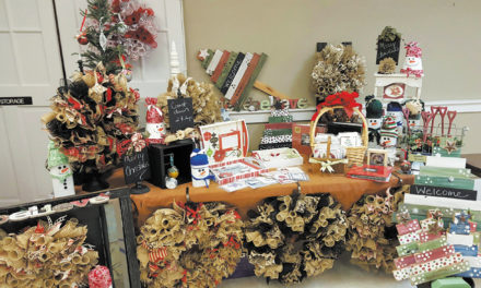 Christmas In November Craft & Art Show In Valdese, Nov. 8 & 9
