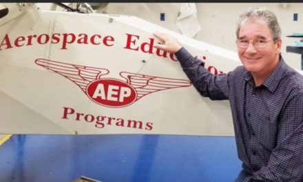 Flying Teacher Wins $50K To Support Skilled Trades Program