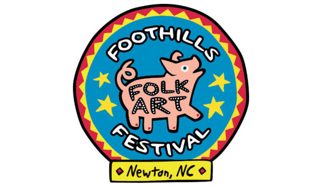 Fourth Annual Foothills Folk Art Festival Is This Saturday, Oct. 5