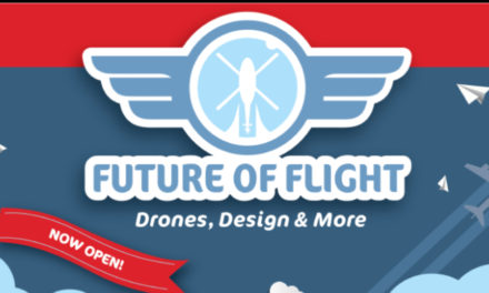 Catawba Science Center And Hickory Aviation Museum Present The Future Of Flight!, Now Open