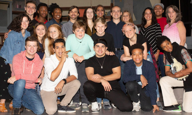 HCT Announces The Cast Of Newsies! Opens November 22