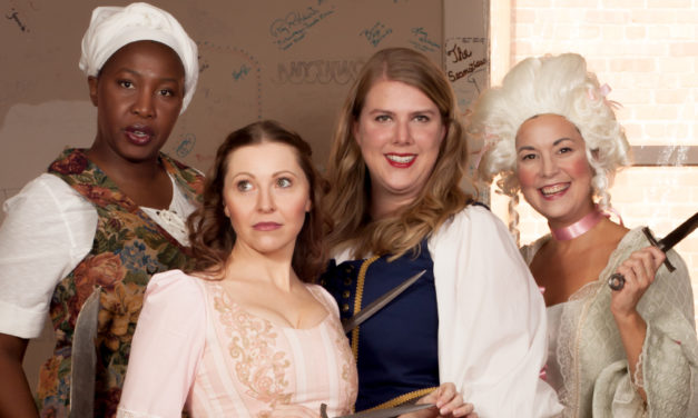 HCT Announces Cast For The Revolutionists, Opens Nov. 1