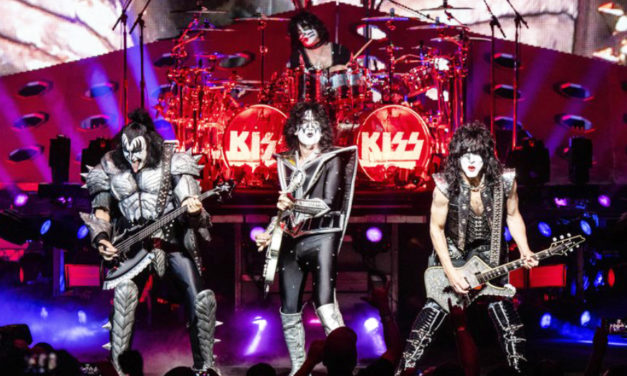 Kiss Will Play For Sharks, Reserve Your Spot On October 14