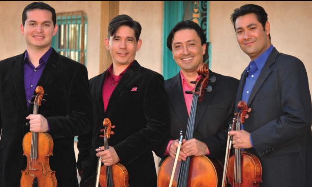 The La Catrina Quartet Returns To Hickory On October 25 & 26