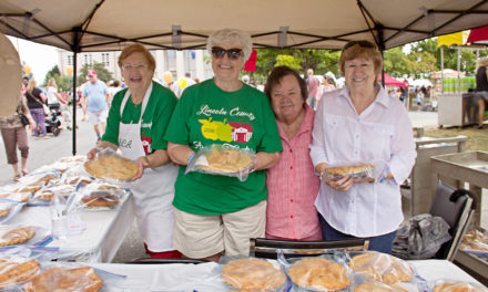 Lincoln County Apple Festival Is Saturday, October 19