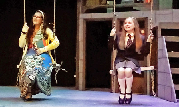 Matilda The Musical Continues This Week At HCT, 10/3 – 10/6