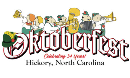 Hickory's Oktoberfest – Celebrating 34 Years!