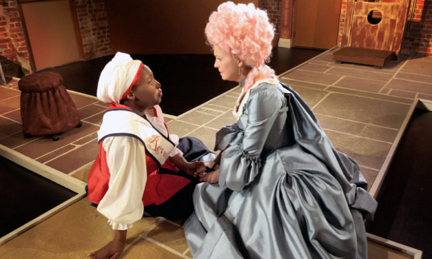 HCT Presents Irreverent Comedy The Revolutionists, Opens 11/1