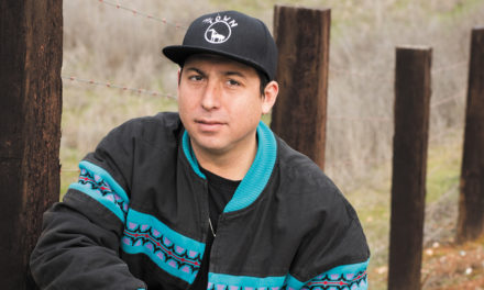 LRU Visiting Writers Hosts Author Tommy Orange On November 7