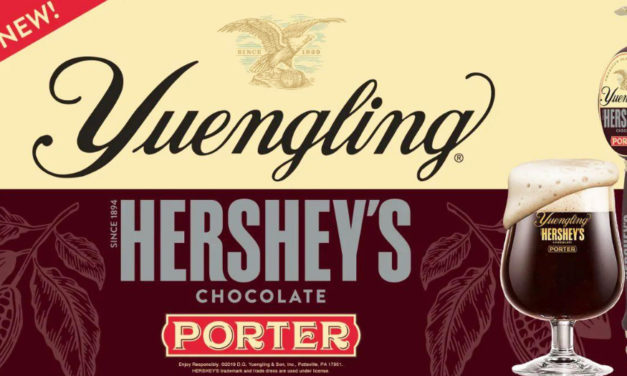 Yuengling & Hershey Work On Chocolate-Infused Brew